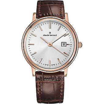 كلود برنارد - ساعة اليد - السيدات - السيدات الكلاسيكية - 54005 37R AIR