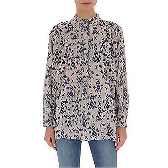 Isabel Marant ÉToile Ht169820p029e23ec Women's Multicolor Cotton Blouse