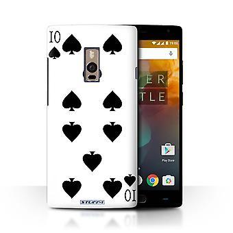 STUFF4 Tapaus/kansi OnePlus 2/2/10 pata/pelissä kortit