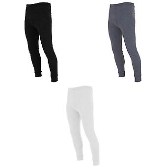 FLOSO Mens Thermal Underwear Long Johns/Pants (Viscose Premium Range)
