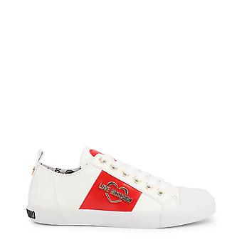 Love Moschino Original Women Fall/Winter Sneakers - White Color 57348