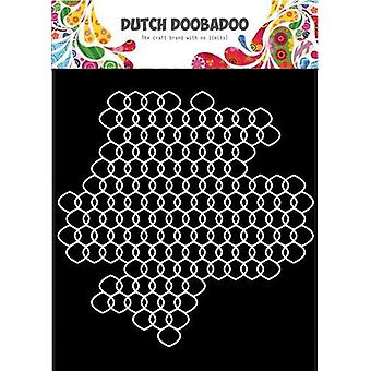 Dutch Doobadoo Dutch Mask Art 15x15cm mesh Grid 470.715.614