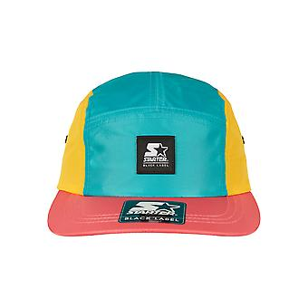 Starter Men's Cap Multicolored Logo Patch Jockey