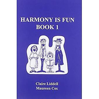 Harmony is Fun: Bk. 1