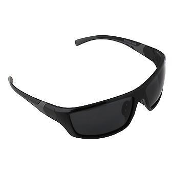 Zonnebril Heren en Zonnebrillen Dames Polaroid Sport - Zwart met gratis brillenkokerS366_6