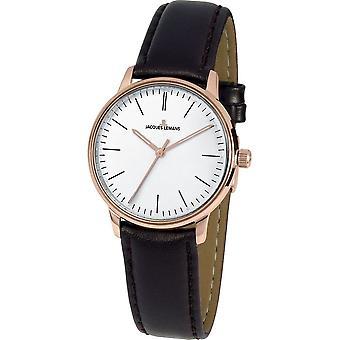 جاك ليمانس -- ساعة اليد -- السيدات -- ريترو كلاسيك -- -- N - 217D