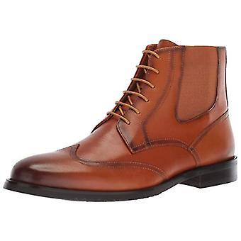 ZANZARA Men's MORELL Fashion Boot, Cognac, 11 M US