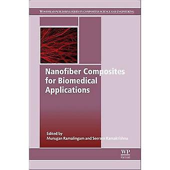 Nanofiber Composites for Biomedical Applications by Ramalingam & Murugan
