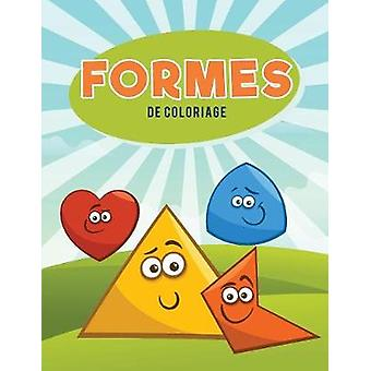 Formes de coloriage by Kids & Coloring Pages for
