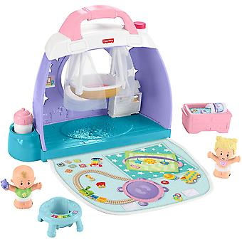 Fisher Price GKP70 Little People Cuddle & Play Nursery