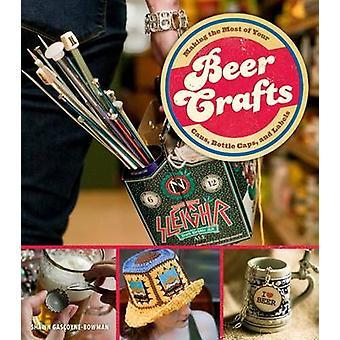 الحرف البيرة-الاستفادة إلى أقصى حد من العلب الخاصة بك--أغطية زجاجات والتسميات التي