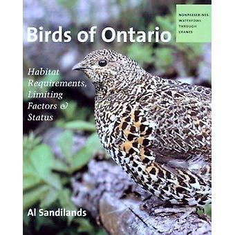 Birds of Ontario - Habitat Requirements - Limiting Factors - and Statu