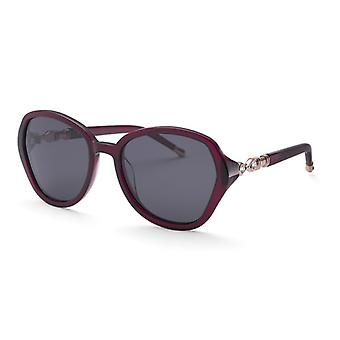 Sunglasses Storm red Acetate gold