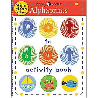 Alphaprints Dot to Dot by Roger Priddy - 9781783418336 Book