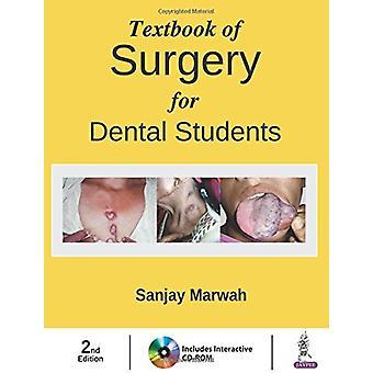 Lehrbuch der Chirurgie für Dentalstudenten von Sanjay Marwah - 9789352702