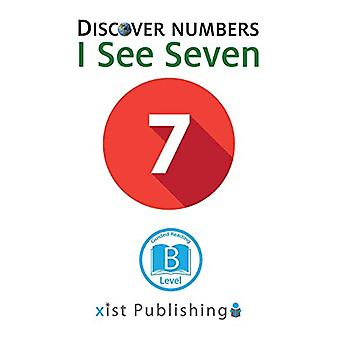 I See Seven by Xist Publishing - 9781532410505 Book