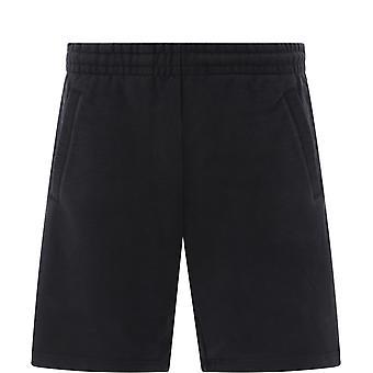 Acne Studios Be0024black Men's Black Cotton Shorts