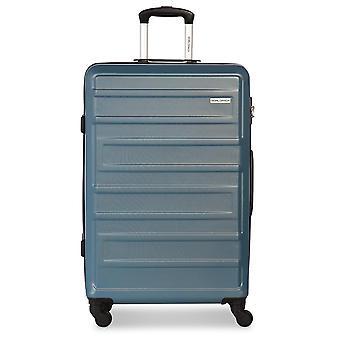 Fabrizio Worldpack Atlanta Trolley L, 4 Rollen, 76 cm, 85  L, Blau