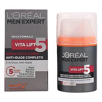 Crema hidratante hombres experto L'Oreal Maquillaje
