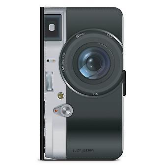 Bjornberry Case Samsung Galaxy J5 (2016)- Retro Camera