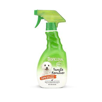 Tropiclean Tangle Remover Pet Spray - Gently Removes Knots and Dirt, 473ml