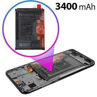 Complete Block Honor 20 Lite LCD Screen Battery 3400mAh Original Black