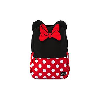 Loungefly x disney minnie mouse cosplay nylon backpack