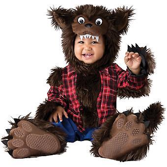 Wild Werewolf Toddler Costume