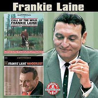 Frankie Laine - Call of the Wild/Wanderlust [CD] USA import