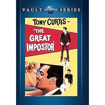 Importieren Sie große Betrüger [DVD] USA