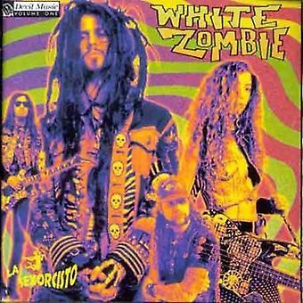 White Zombie - La Sexorcisto-Devil Music Vol [CD] USA import
