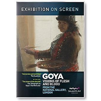 Exhibition on Screen: Goya - Visions of Flesh [DVD] USA import