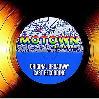 Cast Recording - Motown: The Musical [Original Broadway Cast Recording] [CD] USA import