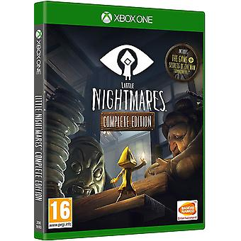 Little Nightmares Complete Edition Xbox One Jeu