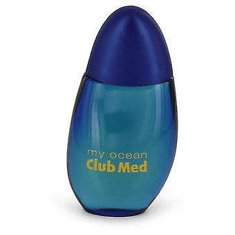 """نادي """"ميد بي المحيطات بعد الحلاقة"""" (unboxed) أوقية من 1.7 كوتي بعد الحلاقة"""