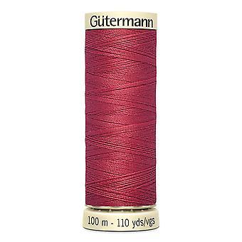 Gutermann Sy-all 100% Polyester Tråd 100m Hånd- og maskinfargekode - 82