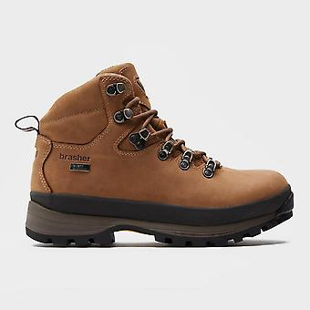 Brasher Women's Country Master Hiking Boots Brown