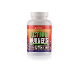 Action Burners 120 capsules