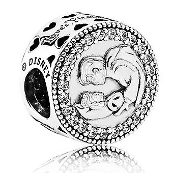 Pandora Disney Snow White Silver Charm - 792142CZ