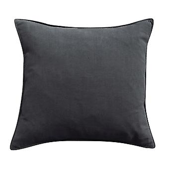 YANGFAN Solid Color Cotton And Linen Pillowcase