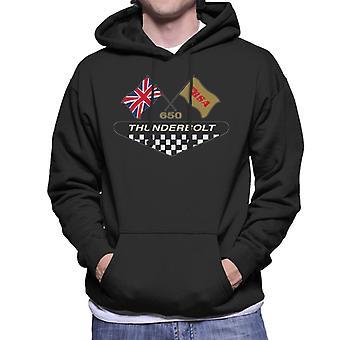 BSA Thunderbolt Men's Hooded Sweatshirt