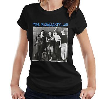 Frukost club skolan skåp foto kvinnor & apos, t-shirt