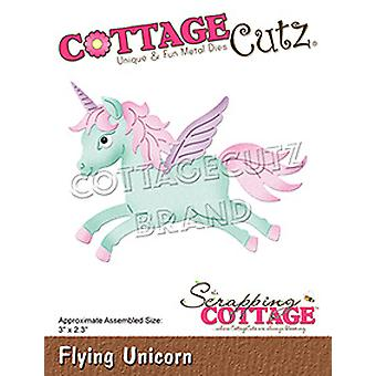 Scrapping Cottage Flying Unicorn