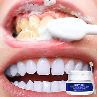 Teeth Whitening Powder Pearl Essence Natural Dental Toothpaste Toothbrush Kit- Oral Hygiene For Remove Stains Plaque