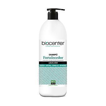 Strengthening Shampoo Elder Nettle Thyme Rosemary Bio 1 L