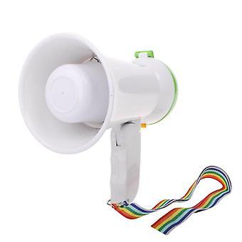 Mini Kädessä pidettävä Megaphone Bullhorn -kaiutin, vahvistin