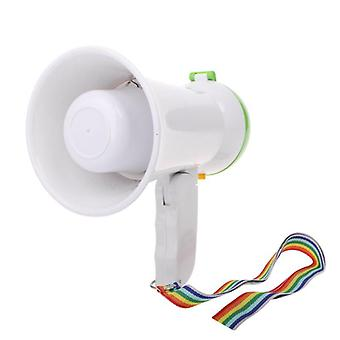 Mini Handheld Megaphone Bullhorn Loud Speaker Amplifier
