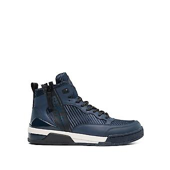 Replay Men's United Lace Up Mid Cut Sneakers