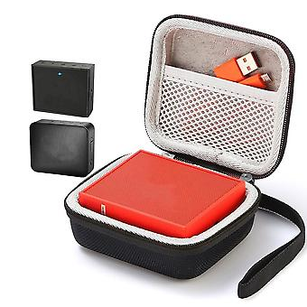 Square Speaker Case Travel Cover For Go Go 2 Bluetooth Speakers Sound Box