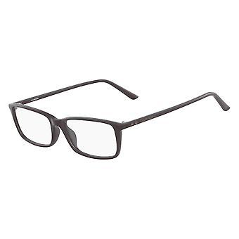 كالفن كلاين CK18544 201 نظارات بني داكن